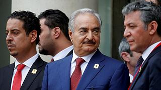 Eastern Libya's Khalifa Haftar rules out ceasefire in conflict