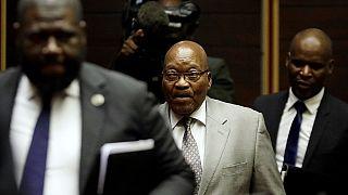 Afrique du Sud : le parquet requiert le maintien des charges contre Zuma