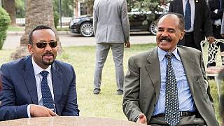 Eritrea's first post-war independence day: South Africa's ANC salutes Afwerki