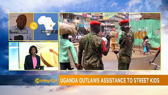 Uganda outlaws donations to street children [Morning Call]