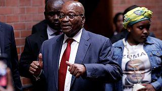 Procès pour corruption : le verdict dans l'affaire Zuma rendu dans 3 mois