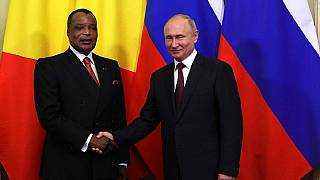 Congo Republic - Russia deepen military cooperation as Sassou visits