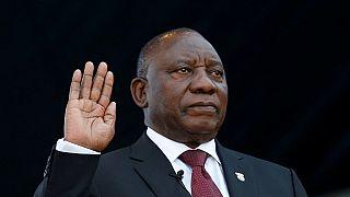 Les grands défis qui attendent le président sud-africain Cyril Ramaphosa