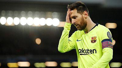 La déroute du Barça à Liverpool hante toujours Messi
