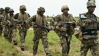 Militants kill at least 25 Nigerian soldiers during ambush
