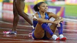 Athlétisme : la sprinteuse américaine Allyson Felix fait plier son équipementier Nike