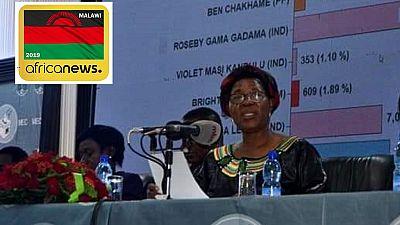 Malawi: la publication des résultats de la présidentielle reportée sine die