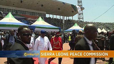 Sierra-Leone : une commission de la paix voit le jour [Morning Call]