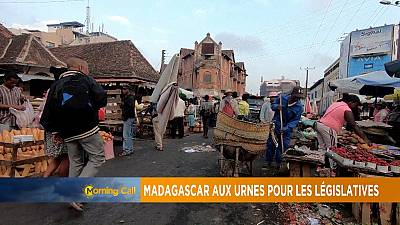 Les Malgaches se rendent aux urnes [Morning Call]