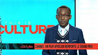 Cannes: African film wins Grand Prix