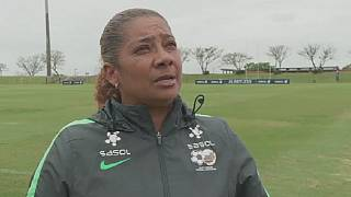 South Africa's Banyana Banyana optimistic about the world cup