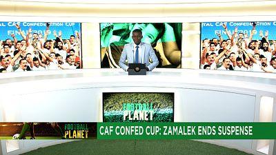 Coupe CAF : le Zamalek sacré au bout du suspense