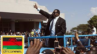Peter Mutharika wins Malawi's presidential election: official