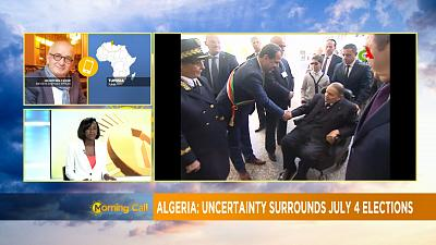 Algeria: Uncertainty surrounds July 4 elections [The Morning Call]