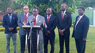 Malawi opposition defiant as president Mutharika appeals for unity