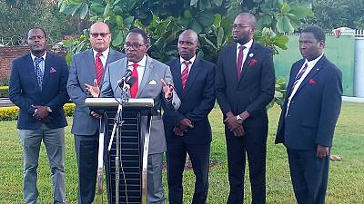Malawi : l'opposition vent debout contre les résultats de la présidentielle