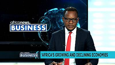 Africa's Growing and Declining Economies