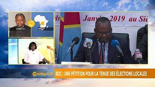 RDC : une pétition pour la tenue des élections locales [Morning Call]