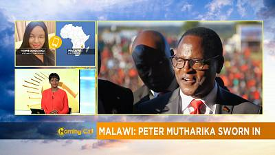 Malawi : Peter Mutharika appelle les perdants à accepter les résultats [Morning Call]