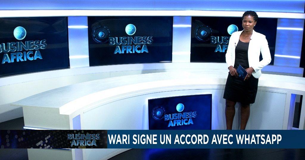 whatsapp in africa