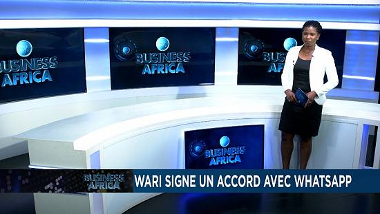 Senegal's Wari company signs deal with Whatsapp [Business Africa]