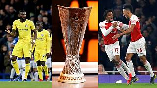 2019 Europa final: African links in Arsenal vs. Chelsea duel in Baku