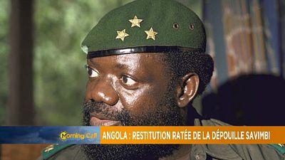 Nouvelle polémique autour de la dépouille de Jonas Savimbi [Morning Call]