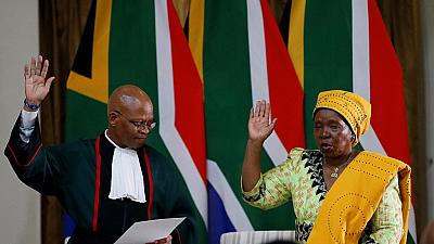 South Africa joins Ethiopia, Rwanda in small club of gender-parity cabinets