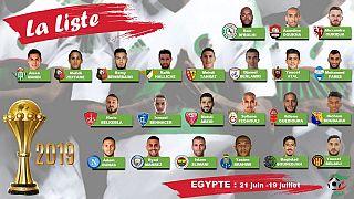 CAN-2019 : l'Algérie sans Ghoulam ni Delort