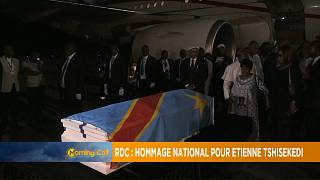 Etienne Tshisekedi's body returned to DRC [The Morning Call]