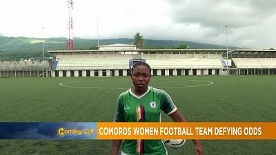 Comoros women football team defying odds [The Morning Call]