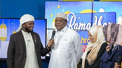 Muslims, Christians must help fight terrorists – Kenya president