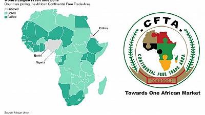 Eritrea, Nigeria, Benin: Outsiders from Africa free-trade zone, AfCFTA