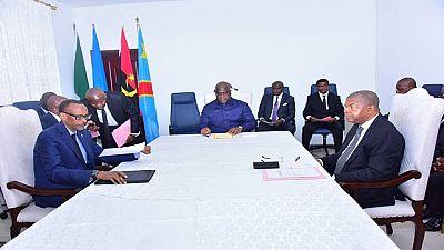 RDC-Angola-Rwanda: l'axe se réchauffe davantage