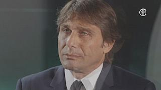 Antonio Conte, nouveau coach de l'Inter de Milan