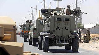 Mission de paix : l'Amisom retire un millier d'hommes en Somalie