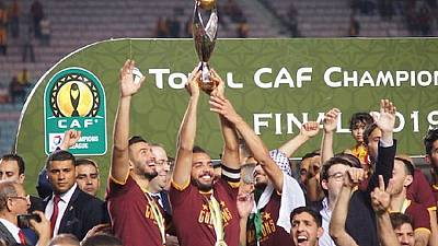 Esperance crowned African champions after VAR row