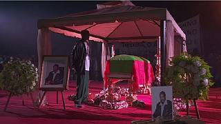 Angola buries rebel leader Jonas Savimbi