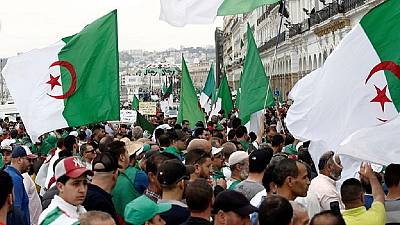 Algeria's apex body says July 4 presidential polls impossible to hold