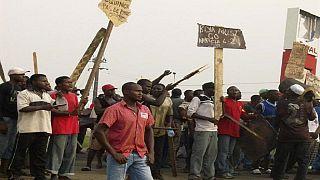 Cameroon authorities arrest 300 demonstrators