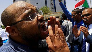 Dozen plus protesters killed in 'attack' on Sudan sit-in, junta condemned