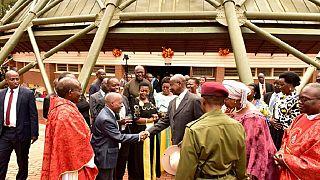 Pilgrims celebrate Uganda Martyrs, Museveni hails Nyerere