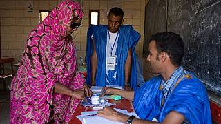 Six provisional candidates cleared for Mauritania presidential poll