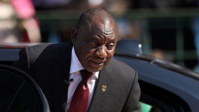 Ramaphosa's new dawn hit by SAA, Eskom CEO exits