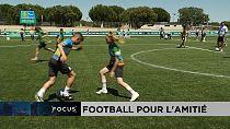 Septième édition du Football pour l'Amitié