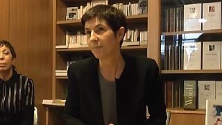 France : des propos de la romancière Christine Angot sur l'esclavage irritent la communauté noire