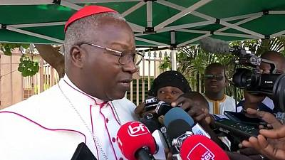 Burkinbe Archbishop joins Eid prayers to foster unity against terrorists