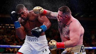 Joshua-Ruiz rematch by end of year- Promoter
