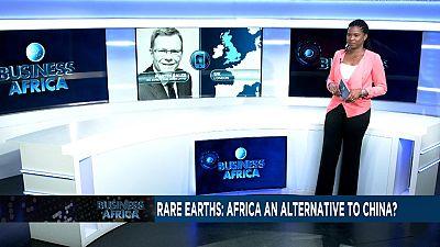 Terres rares : l'Afrique, une alternative à la Chine ?