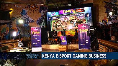 E-sport booming in Kenya [Business Africa]